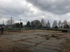 芝張り 工事完了!《八王子 造園》